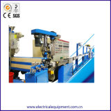 PVC多彩な螺線形のガーデン・ホースの管のExtusion機械