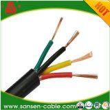 Isolation en PVC 450/750V Aucun câble de commande de blindés