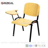 백지장 정제 쌓을수 있는 정제 의자를 가진 나무로 되는 학교 의자