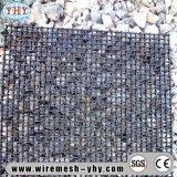 Lisciare la rete metallica della piegatura per il vibratore