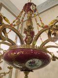 Het klassieke Licht van de Tegenhanger van de Eetkamer Decoratieve (td-0960-10)