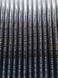 De Pijp van het staal vanaf A53/A500