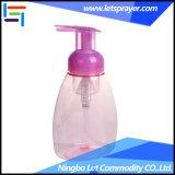 Forma redonda de plástico PET Garrafa Loção Embalagem Spray Cosméticos