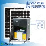 Einfach 1.5kw installieren, das weg vom Rasterfeld-Sonnenkollektor-System für Haus komplett ist