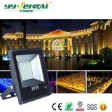 luz de inundación impermeable al aire libre de 30W IP65 LED