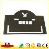 Personifiziertes unterschiedliches Form-Metallbookmark