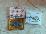 Pérdida de peso natural de las píldoras azules V-Máximas 8000mg que adelgaza la comida sana de la píldora