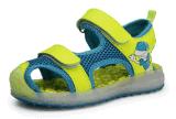 2018 Dernière mode de qualité supérieure de gros pour Noël des enfants Les enfants de lumière LED LED chaussures Chaussures pour enfants