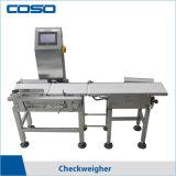 Separador ponderal do Detector de Metal do transportador para a alimentação da máquina