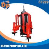 De centrifugaal Pomp Met duikvermogen van de Dunne modder met Diesel Hydraulisch Pak