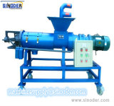 Poultry Manure Dewatering Machine/Pig Manure Chicken Manure Extrudes