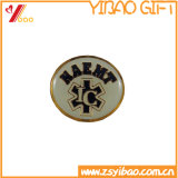 Kundenspezifischer MetallreversPin mit Basisrecheneinheits-Kupplung (YB-SM-06)