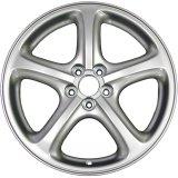 OEM het Wiel van de Legering voor Subaru 04-05 Impreza 17inch 68736