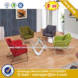 3つのシートの公共の家具PUの待っている椅子(HX-SN8036)