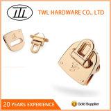 Blocage de vente chaud de presse en métal de blocage de sacs à main des accessoires de sac de mode
