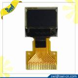 "0.42 "" 72X40 OLED comparé à DEL OLED micro à 16 bornes"