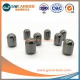 Botón de carburo de tungsteno bits para la industria del petróleo