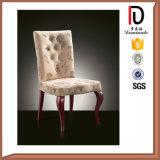 El colmo del acero inoxidable detrás tapizó la silla hecha en China (BR-F222)