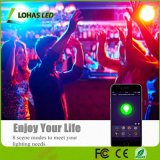 Teléfono inteligente multicolores RGB Control de 5m 30W 300LED SMD5050 Barra inteligente TIRA DE LEDS