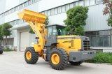 Vente chaude chargeur de roue de 5 tonnes avec l'engine de Weichai