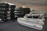 Liya 2-6.5m bateau gonflable bateau Portable de pliage