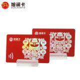 Cartes à puce personnalisées de PVC Mf S70 4K d'IDENTIFICATION RF