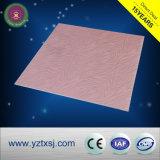 Конструкционные материалы конструкции цвета и цветка смешивания панели потолка PVC