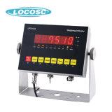 スケールのための表示LED重量を量るスケールのコントローラの表示器