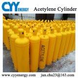 El acetileno de alta presión de oxígeno en nitrógeno Cilindro de gas de dióxido de carbono de argón