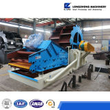 Máquina de mineração de Areia Planta de lavar a máquina com desidratação de lamas