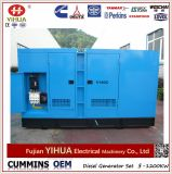 Generatore di potere diesel silenzioso elettrico dell'OEM Cummins Engine 200kVA/160kw di Dcec con ATS
