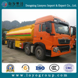 공장 판매를 위한 직접 공급된 Sinotruk HOWO 기름 Tranker 트럭