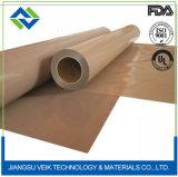 木工業機械のための高品質PTFEのガラス繊維ベルト