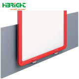 Bildschirmanzeige-Knall-Rahmen-Tisch-oberste magnetische Zeichen-Halter-Vertikale-Richtung Supermarkt-/Shop-/Store