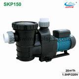 Elektrische Wasser-Hochdruckpumpe mit 1HP 2HP 3HP Elektromotor für Swimmingpool-und Aquarium-Wasser-Zirkulation in der niedriger Preis-Kinetik von China