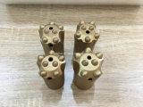 34mm cônica de 12 Graus 7 Botão de Dente de Bit para perfuração de rocha