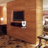 호텔 침실 벽은 벽이 벽에 조정을 결합하는 판매 현대 디자인 오크를 위해 결합한다
