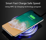 Заряжатель самого нового телефона конструкции 2017 франтовского беспроволочный для Samsung S8/S8+