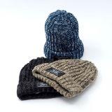 Kundenspezifischer verschiedener Farben-erwachsener Winter gestrickter Frauenbeanie-Hut