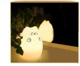 新しいデザイン子供のための美しいペット安全夜ライト