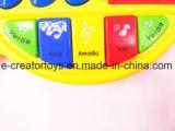 Цвет мультфильм музыкального телефона набор интересных игрушек