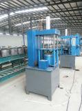 Полуавтоматный автомат для резки тарелки дна цилиндра LPG для производственной линии