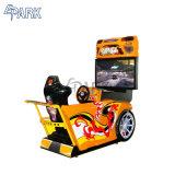 LCD 42'', juego de arcade de carbono Need for Speed Coche de carreras de la máquina de Video Juegos