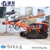 Extracción de mineral de hierro en línea Equipment-Rotary Blast agujero Barrenadora mejor precio (HF115S)