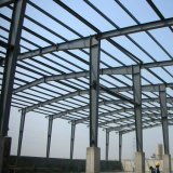 Estrutura de aço pré-fabricadas da Estrutura Espacial entreposto do tejadilho