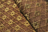 Brown-Plaid-Chenille-Sofa-Tuch (FTH31180B)