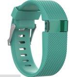 Cinta esperta do bracelete da faixa ajustável substituível do estilo da hora da carga do comprimento