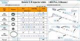 Erikc自動エンジンの共通の柵のDensoのためのディーゼルDenso B27のシム、口径測定のシムを調節するシムおよび注入器400部分