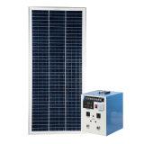comitato solare del modulo solare monocristallino 100W con 4 righe e 25 anni di corso della vita