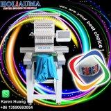 La máxima calidad única Cabeza 15 agujas automática de alta velocidad de la máquina de bordado computarizado Tajima tipo para la tapa/vestido/Toalla con diseños bordados 100 gratis
